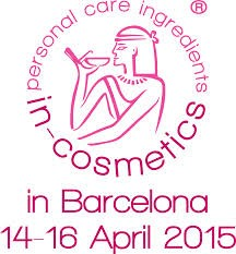 Fruitofood au In Cosmetics 2015